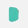 Reims Pebble Card Wallet Arcadia Green