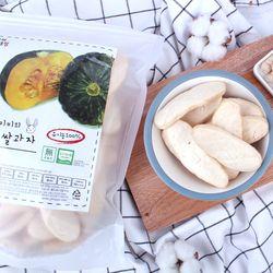 질마재농장 백미단호박 쌀과자 80g