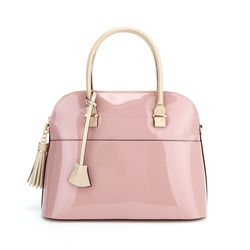 J Museum M Handbag-M Pink