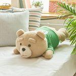 [~5/4까지] 19곰 테드 라잉 대형 곰인형 그린 50CM