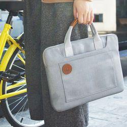 디파크 서류가방 노트북가방 DP-067 gray ( 2 Size )