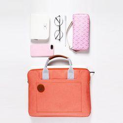 디파크 서류가방 노트북가방 DP-067 Orange (2 Size)