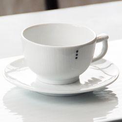담원 카푸치노 잔