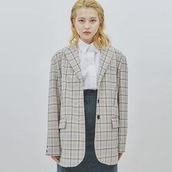 check single jacket (2 color) - UNISEX