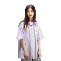POWIT Violet Stripe Shirts