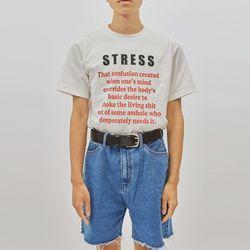 stress 12 T (3 color) - UNISEX