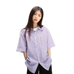 POWIT Taegeuk Stripe Shirts