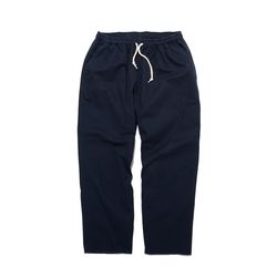 GARMENT COMFY PANTS NAVY