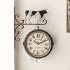빈티지 팜카우 양면시계 (17TZ189F3B)
