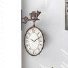 빈티지 엔젤피그 양면시계 (17TZ183F2P)