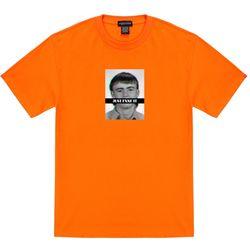 트립션 저스트 퍼킷 티셔츠 - 오렌지