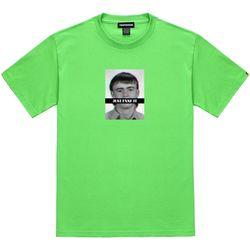 트립션 저스트 퍼킷 티셔츠 - 라임