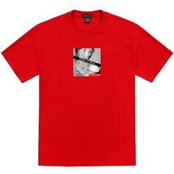 트립션 킵잇리얼2 티셔츠 - 레드