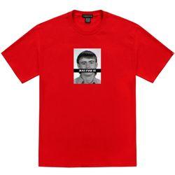 트립션 저스트 퍼킷 티셔츠 - 레드
