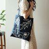 Sunday morning bag (navy)