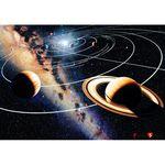 1000피스 직소퍼즐  태양계 (야광)
