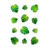 블랭코 스텐실도안520 몬스테라잎 패턴