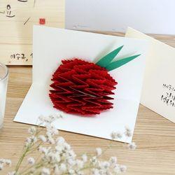 [1AM]가정의달 카네이션 카드 만들기 DIY카드