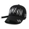 MMX BASEBALL CAP BLACK