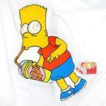 The Simpson 전신쿠션인형 바트