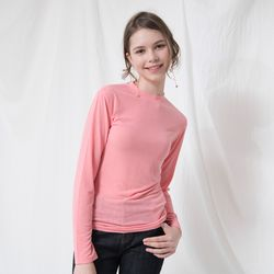 BASIC LONG SLEEVES TOP