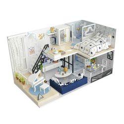 [adico]DIY 미니이처 하우스 - 그랜드 럭셔리 하우스
