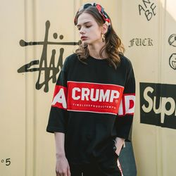 Crump individual 34 tee (CT0141)