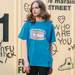 Crump color logo tee (CT0139-3)