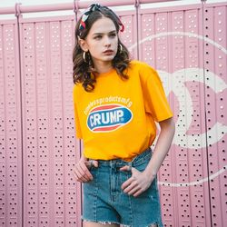 Crump color logo tee (CT0139-1)