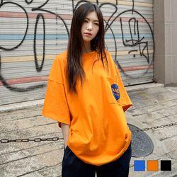 2112 원 포켓 박스 티셔츠 (3colors)