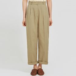 teri pintuck pants (s m)