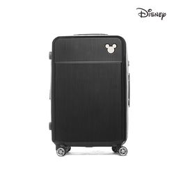 디즈니 미키 캐리어 여행가방 수화물용 차콜 24형