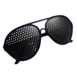 안구 보호 핀홀 안경