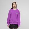 CIRCLE LOGO SWEAT PURPLE