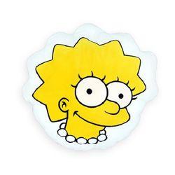 The Simpson 심슨인형 얼굴쿠션 리사