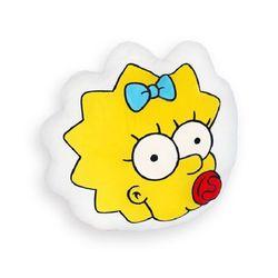 The Simpson  심슨인형 얼굴쿠션 매기