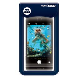엠팩플러스 수중터치 스마트폰 방수팩 S20 퓨어네이비