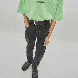 comfy denim pants - UNISEX