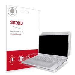 스코코 삼성 NT900X5V 무광전신 외부보호필름 각1매