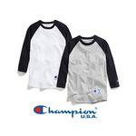 Champion USA RAGLAN BASEBALL T-SHIRT (2 COLORS)