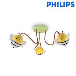 [필립스]77508 꿀벌 3등 LED 35W-키즈등어린이조명