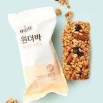 [무료배송] 원더바 현미시리얼 1박스(35gx7개)