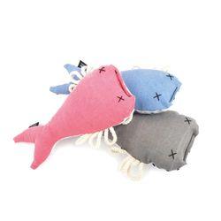 Flat Fish Toy
