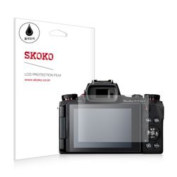 캐논 파워샷 G1X Mark3 올레포빅 카메라 액정필름 2매