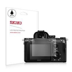 스코코 소니 A7 3 올레포빅 카메라 액정보호필름 2매