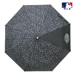MLB 3단 완전자동우산 [로고플레이-3656]