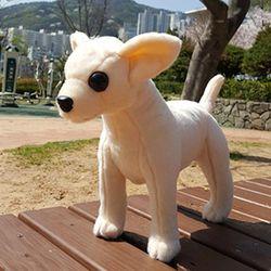 진짜같은 리얼펫 강아지인형 치와와 44cm CH1392124