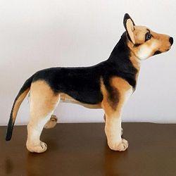 진짜같은 리얼펫 강아지인형 세퍼트 44cm CH1392120