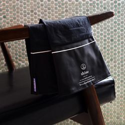 WD 패션 고무장갑 (블랙블루)