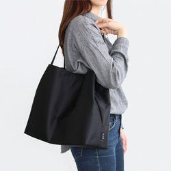 엘 숄더백 - 블랙 (쇼퍼백 기저귀가방이너백)
